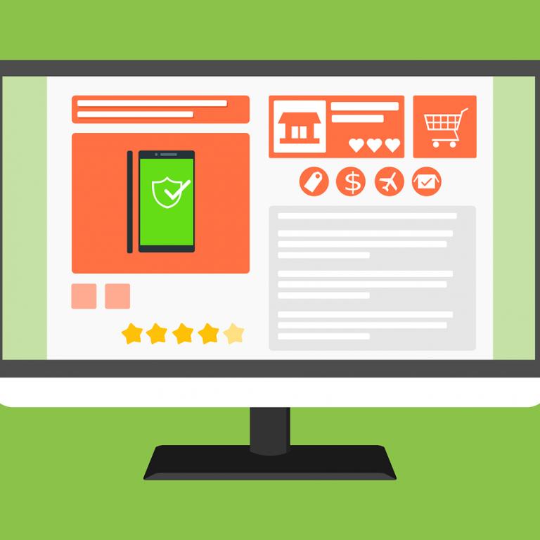 Avantages d'un site de vente en ligne