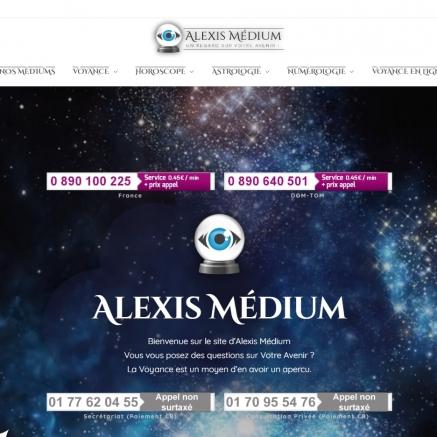 ALEXIS MEDIUM 1